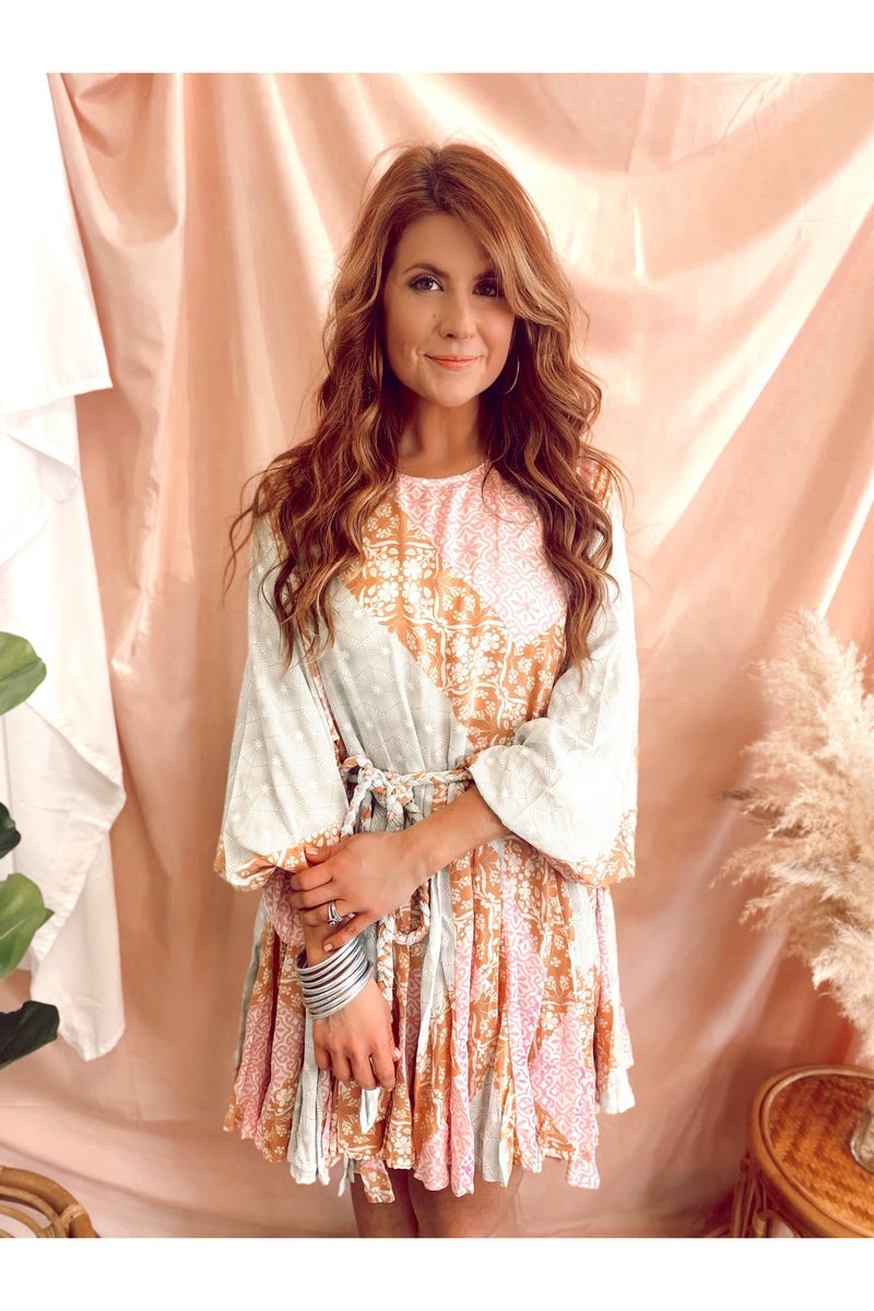 Paradise Love Dress