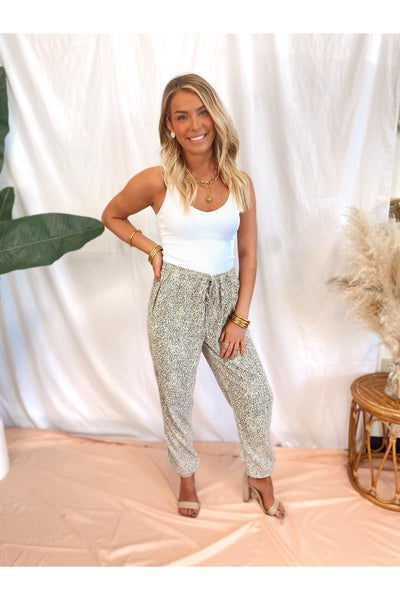 Serena Joggers Wild Thing