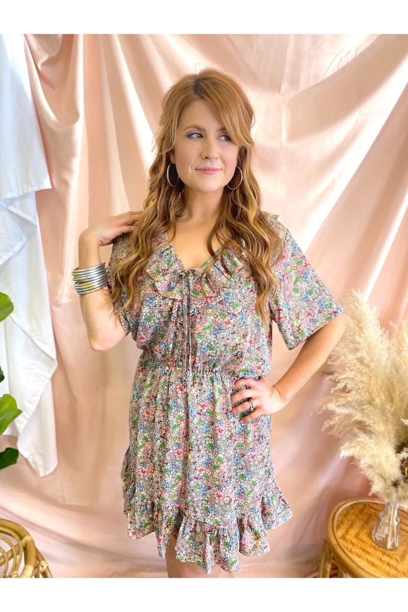 Trixy Woodstock Dress By Buddy Love