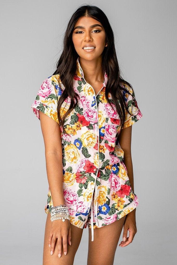 Aurora Monet Pajamas by BuddyLove