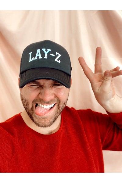 LAY-Z Trucker Hat