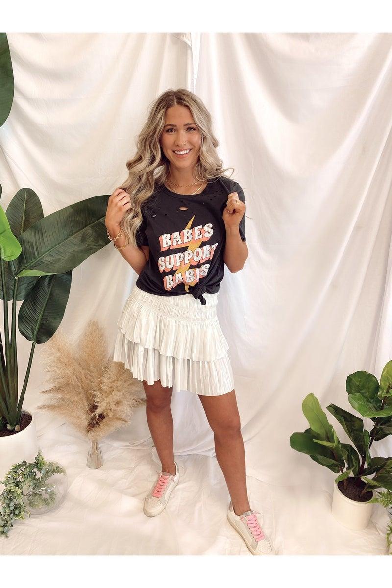 Glitzy Skirt