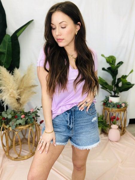Summer Sass Basic Lavender