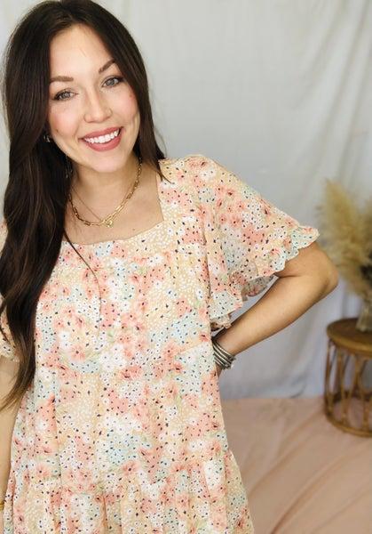 Blush Cutie Dress
