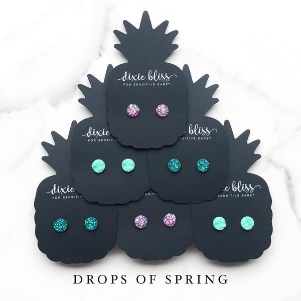 Dixie Bliss - Drops Of Spring Singles