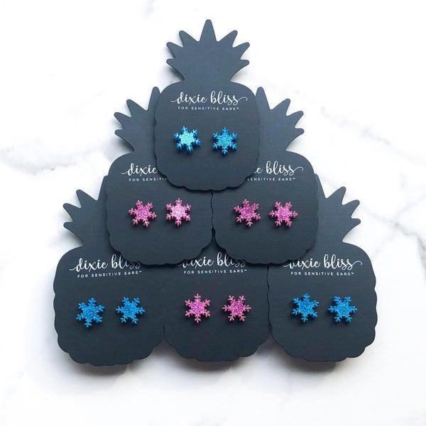 Dixie Bliss - Funky Snowflakes