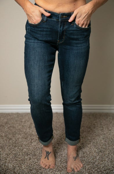 Judy Blue Tapered Jeans