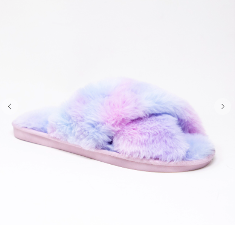 Fluffy the Comfort Slayer Slippers
