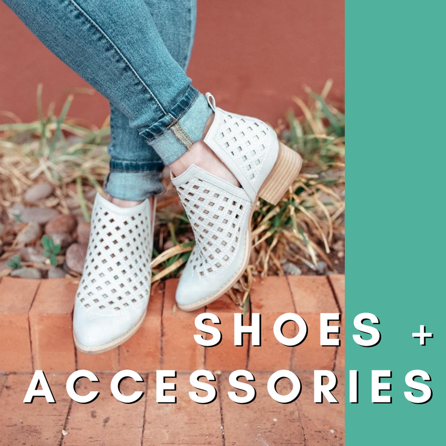 Shoes + Accessories