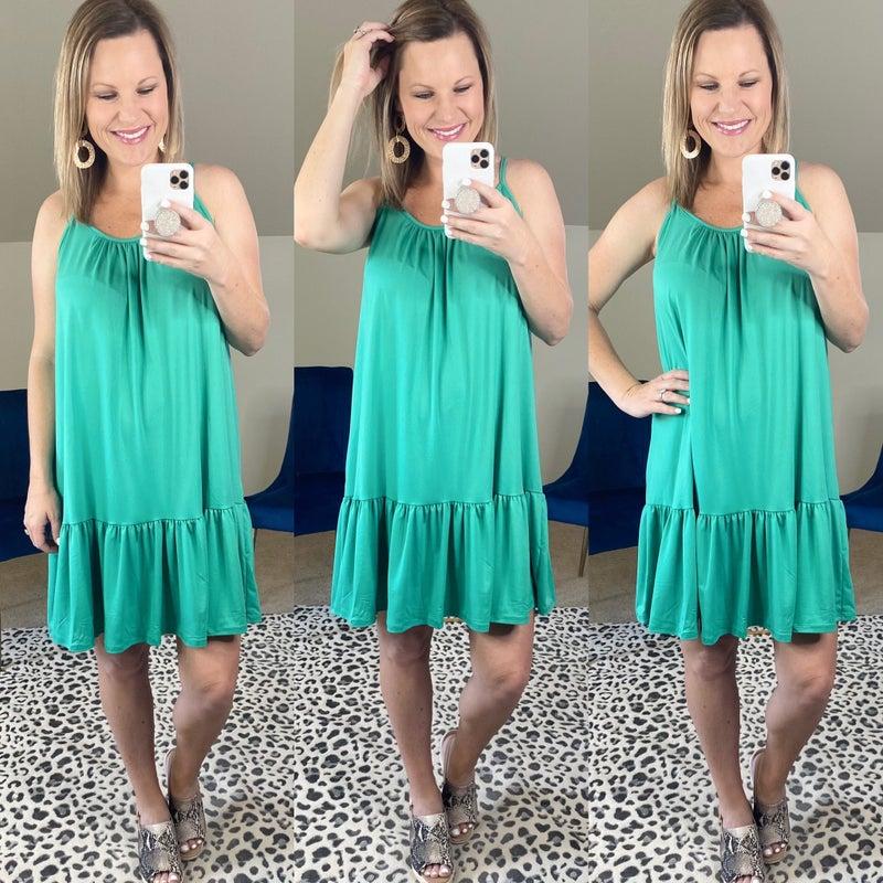 Brighter Days Ahead Dress