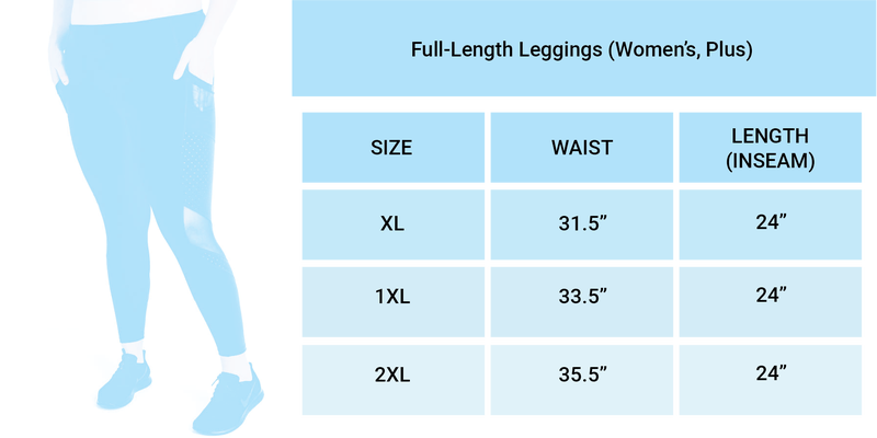 Highwaist Foil Leggings