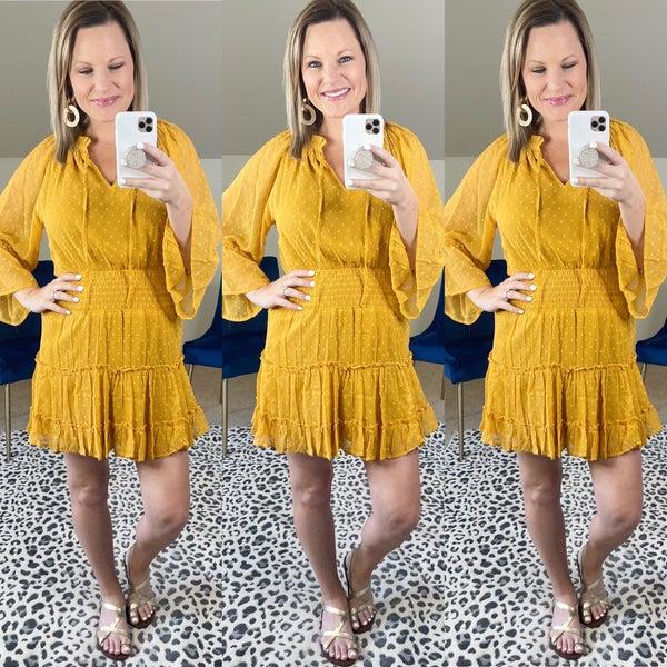 Sunshine in my Pocket Dress