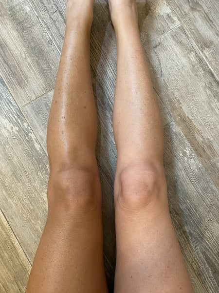 Self Tanner and Application Mit (Sold Separately)