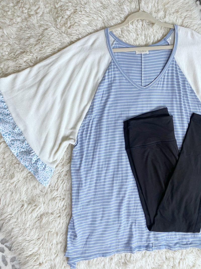 3X Outfit (Top and leggings) *Final Sale*