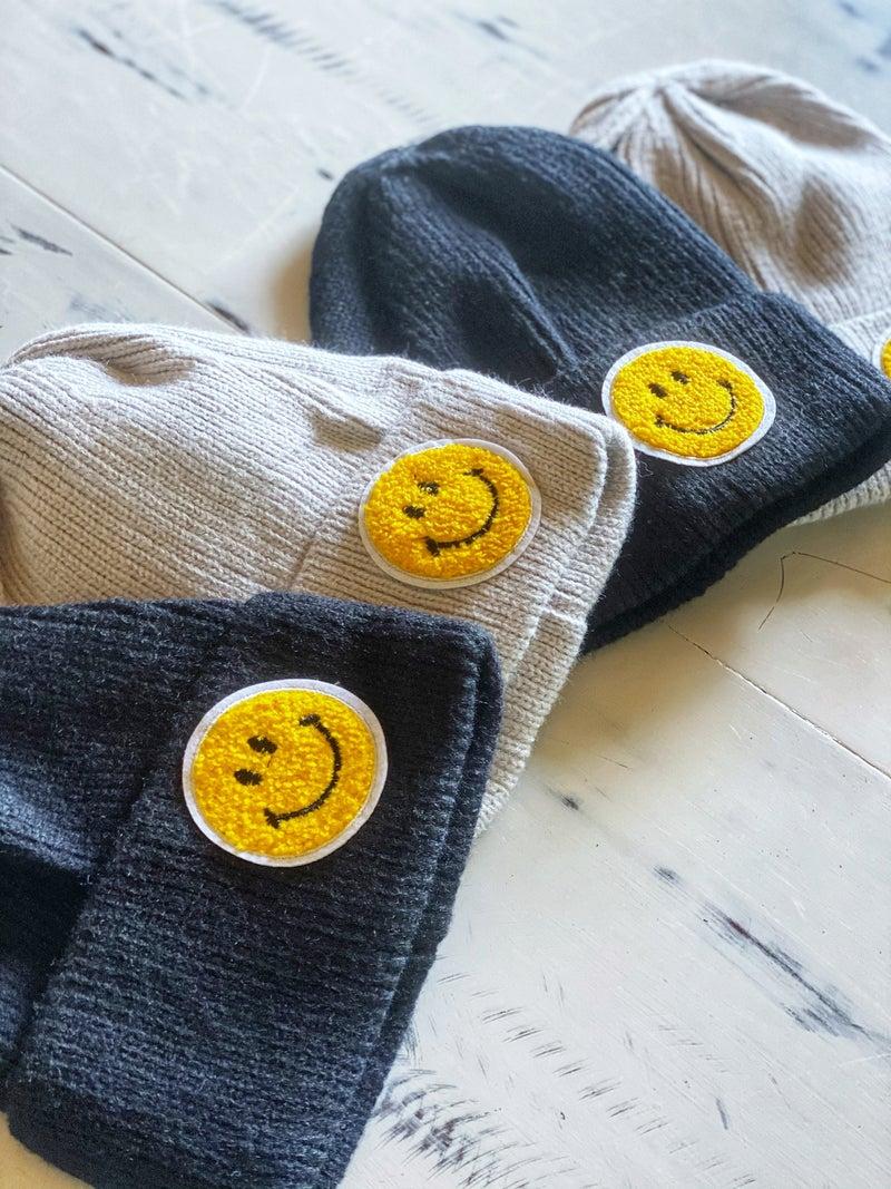 Smiley Beanie