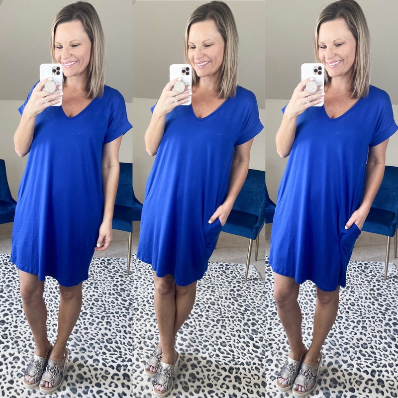 Back to Basics Dress
