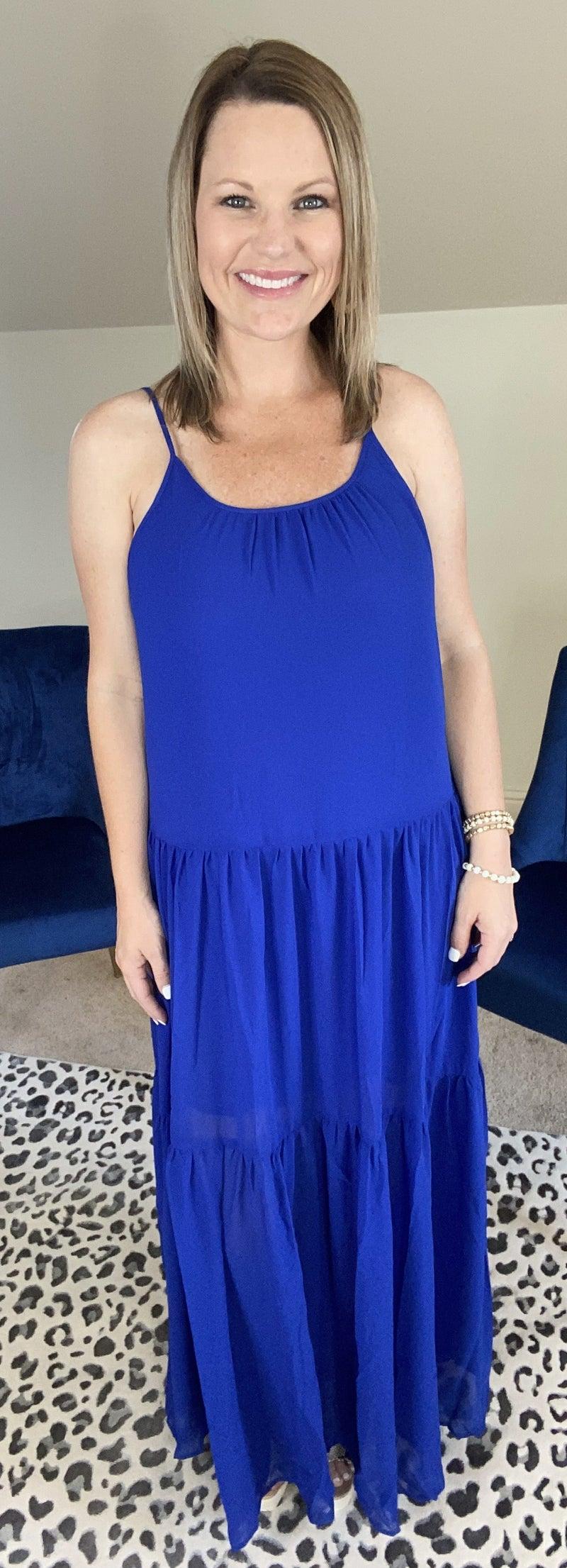 Maxwell Maxi Dress