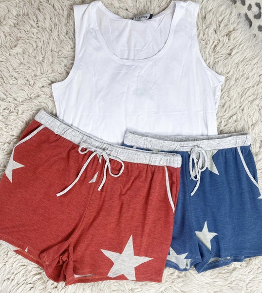 Shorts and Tank Set *Final Sale*