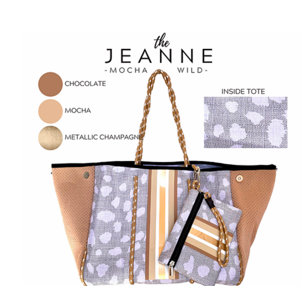 The Jeanne Tote