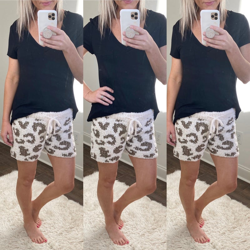 Cozy Up Shorts