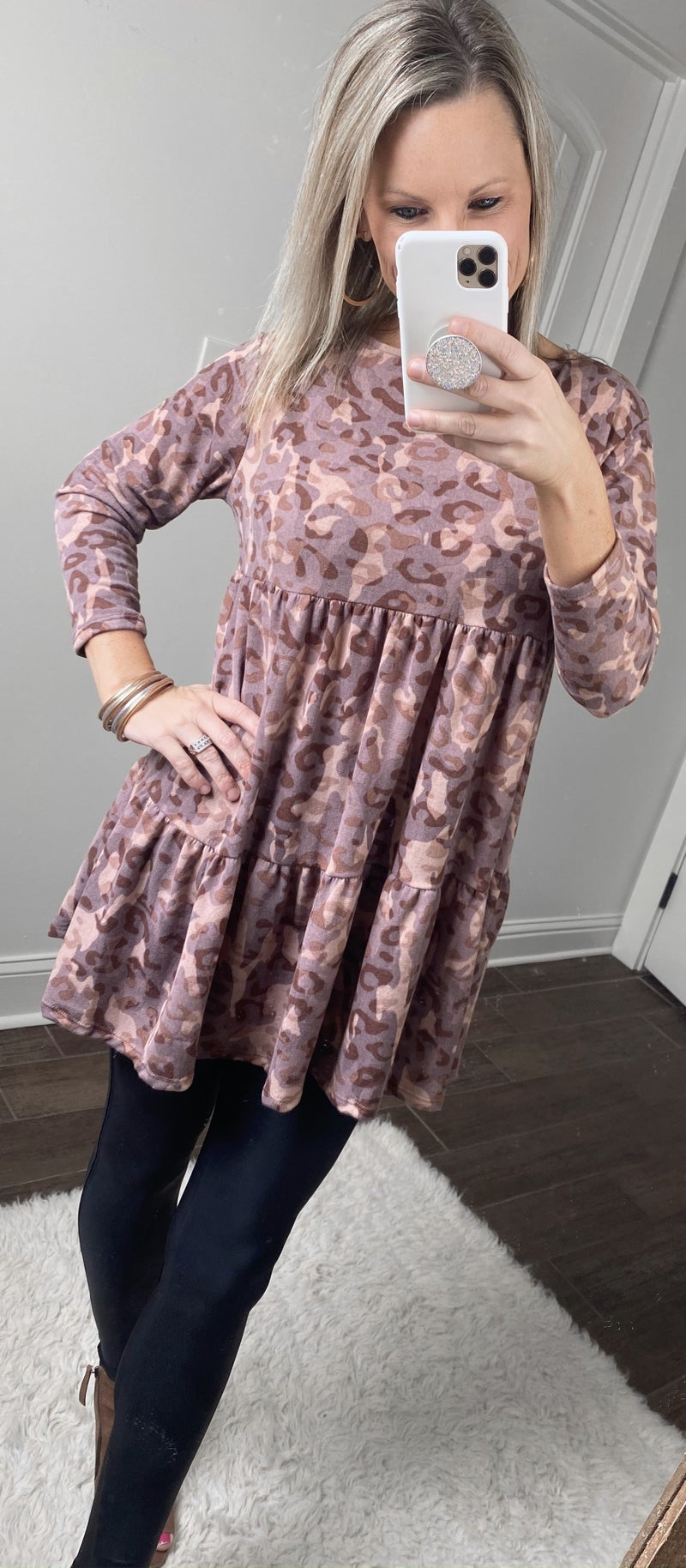 Sweet and Sassy Dress 3X