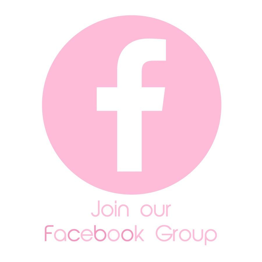 Join our Facebook Group! Fit videos, new releases and more!