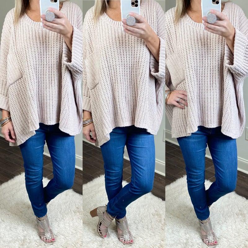 Vino Nights Sweater