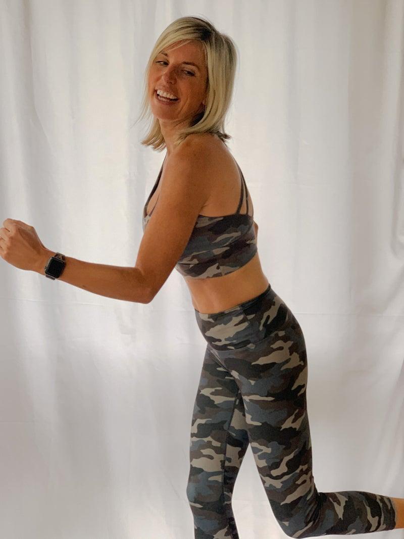 Camo Workout Set