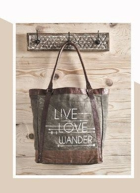 Let's Travel Together Tote