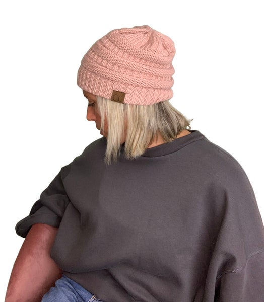 Baby it's Cold Outside Slouch Beanies: Variety of Colors