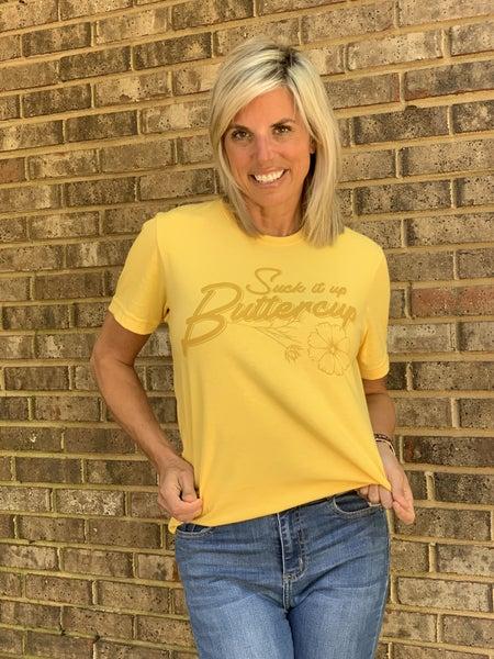 Buttercup T shirt