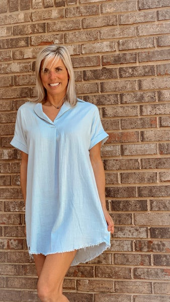 Cuddle in the Clouds summer dress