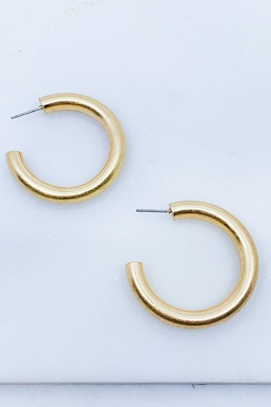 Hoops for days: Gold & Silver