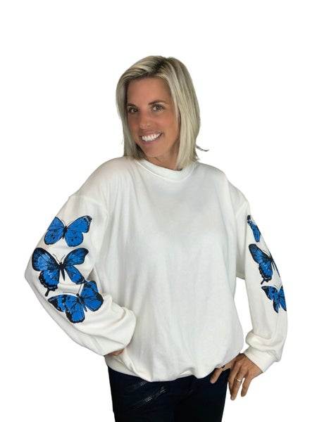 Fly Butterfly Fly Top
