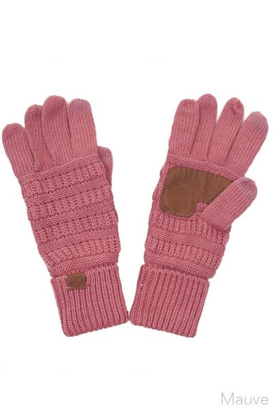 Ice Ice Baby Gloves with Smart Tips