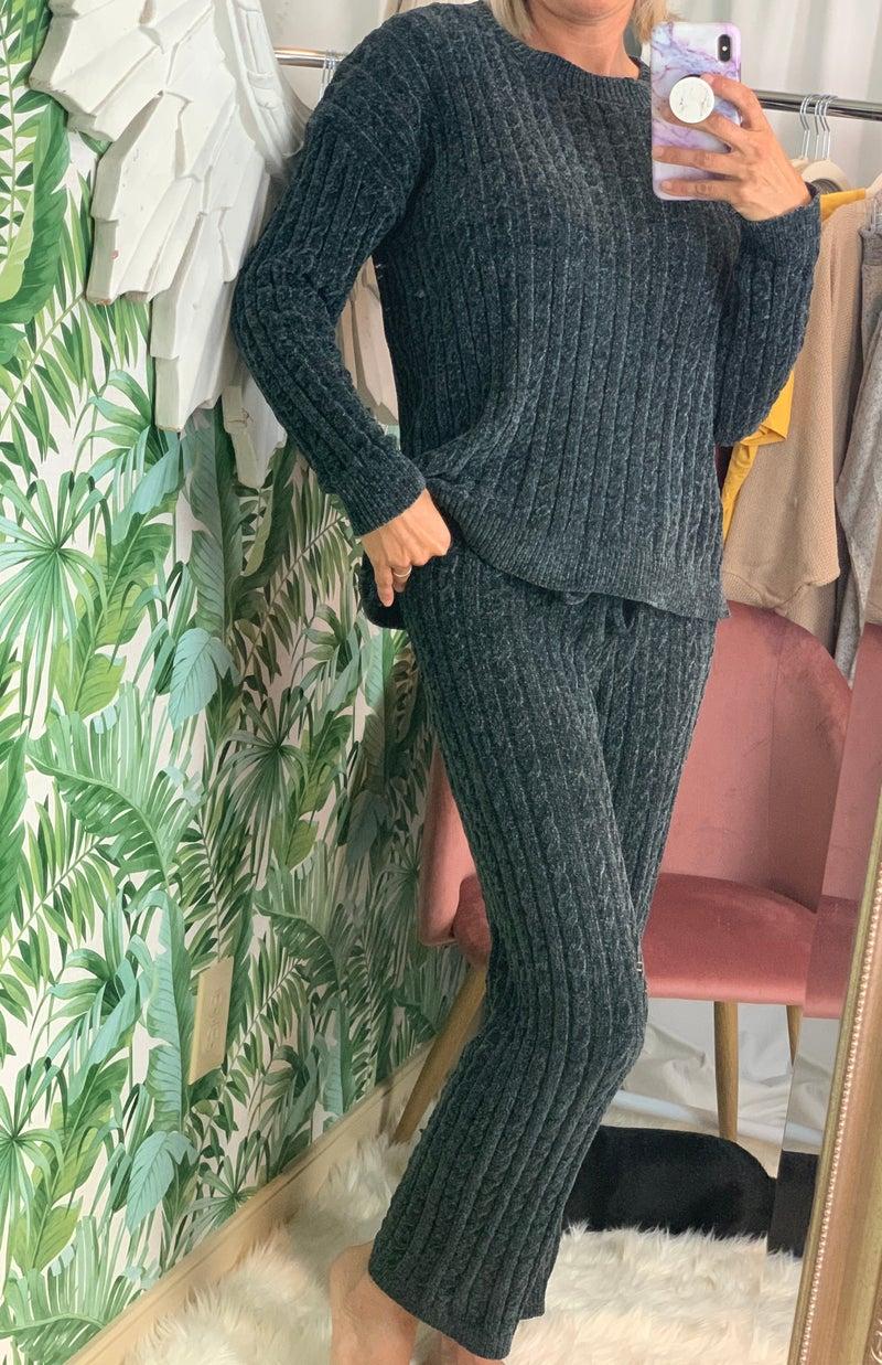 Soft Cozy Sweater Set