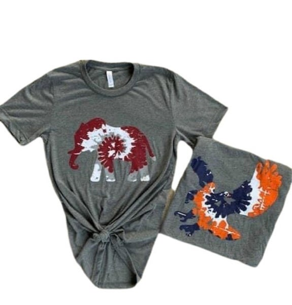 Roll Tide or War Eagle T'shirt