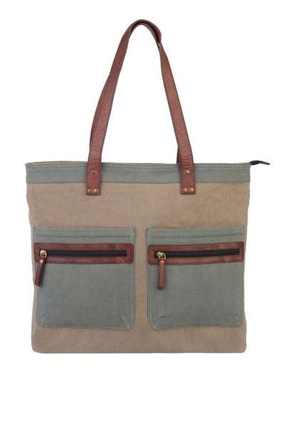 Hyde Shoulder Bag: River