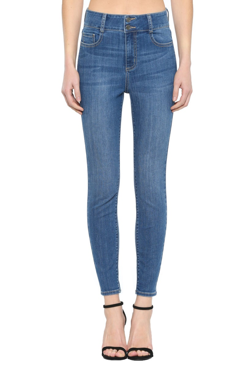 Button Up Buttercup Jeans