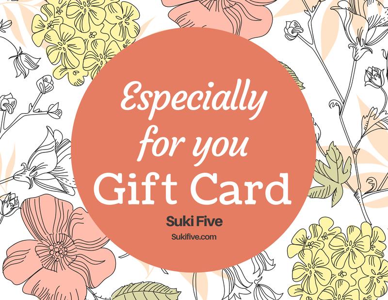 Gift Card *Final Sale*