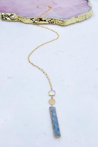 Bar Me a Necklace