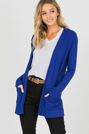Toss On and Go Cardigan