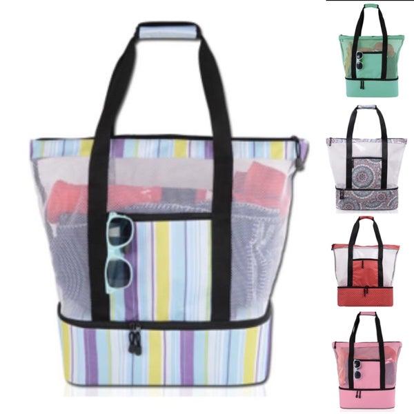 Beach Bag/Cooler Combo