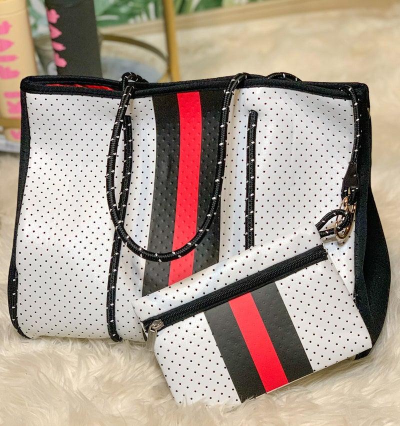 Racer Neoprene Bag with Liner