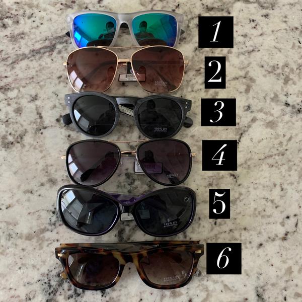 Optimum Optical Sunglasses Batch 2