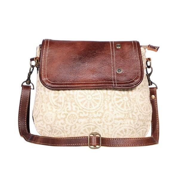 Myra Funky College Crossbody Bag