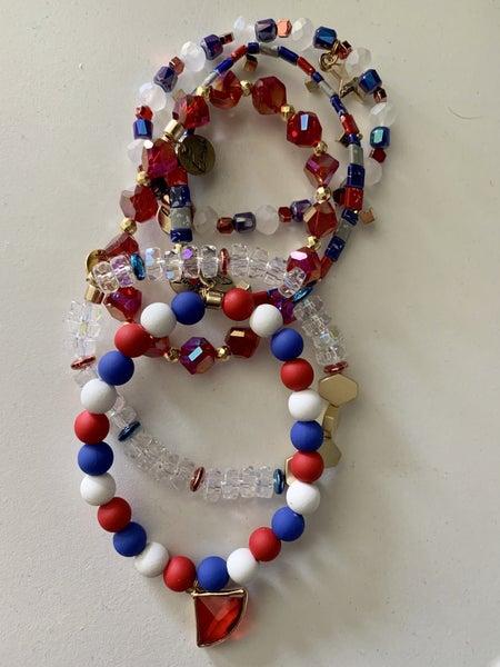 Erimish Starburst Bracelet Stack