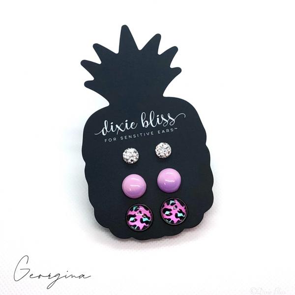 Dixie Bliss Earrings Georgina