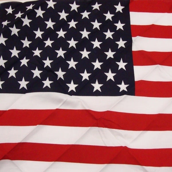 USA Square Bandana