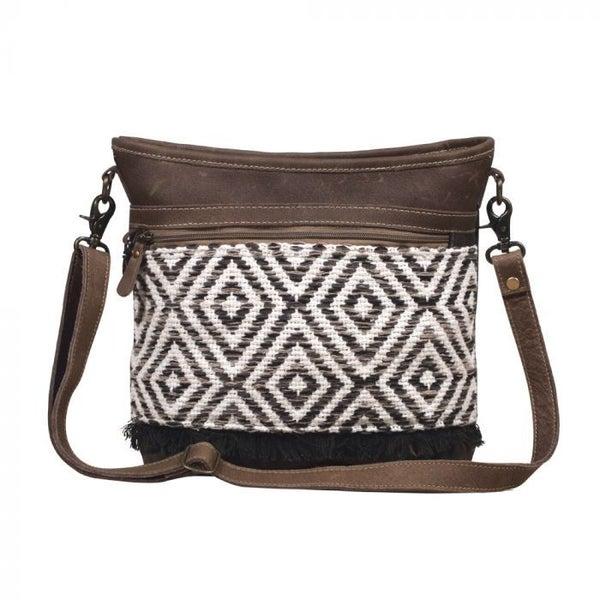 Myra Bag Patterned Shoulder Bag